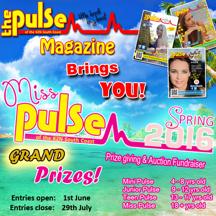 Are you ready for Miss Pulse 2016?