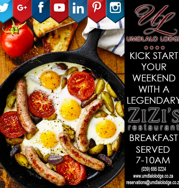 Enjoy a mouthwatering breakfast this weekend