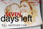 Mother's Day is only one week away