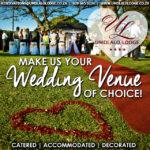 Your wedding venue of choice