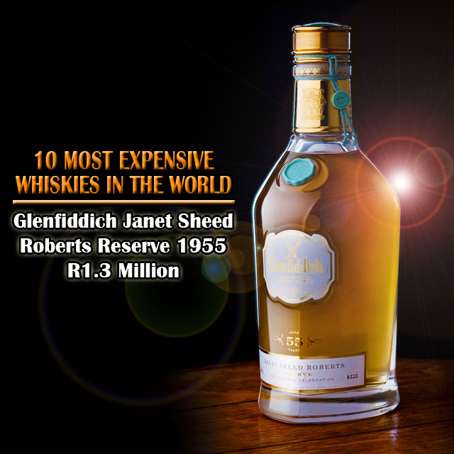 Most Expensive Scotch In The World >> Top 10 Most Expensive Whiskies In The World Umdlalo Lodge